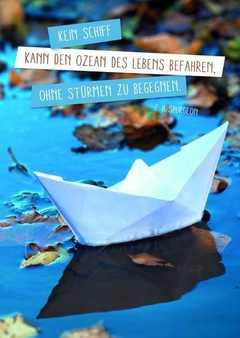 """Postkartenserie """"Kein Schiff"""" - 12 Stück"""