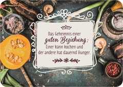 Postkarte - Das Geheimnis...
