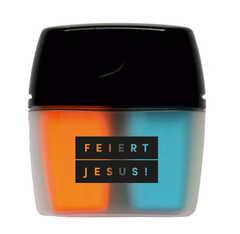 Feiert Jesus! Textmarker Set (4er Box)
