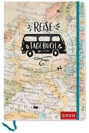 Reisetagebuch - Landkarte