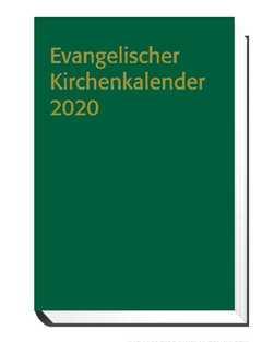 Evangelischer Kirchenkalender 2020