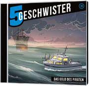 CD: Das Gold des Piraten - 5 Geschwister (26)