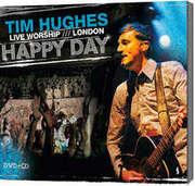 CD + DVD: Happy Day - Live Worship, London