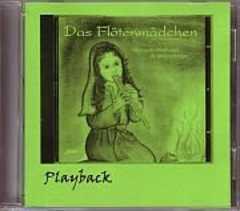 Playback-CD: Das Flötenmädchen