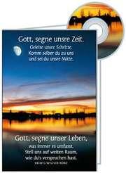 Gott segne unsre Zeit - CD-Card NEUTRAL