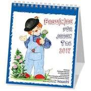 Postkartenkalender: Freu(n)de für jeden Tag 2017