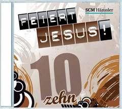 CD: Feiert Jesus! 10