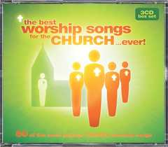 The Best Worship Songs For The Church ... Ever!