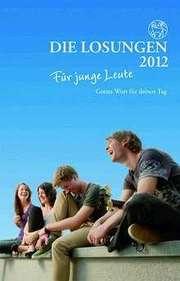 Losungen für junge Leute 2012