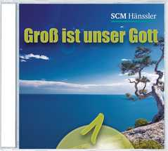 CD: Groß ist unser Gott 1