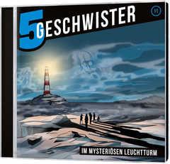 CD: Im mysteriösen Leuchtturm - 5 Geschwister (11)