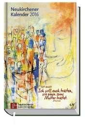 Neukirchener Buchkalender 2016 Großdruck