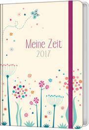 Meine Zeit 2017 (Farbenfroh)
