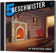 CD: Auf dem düsteren Landgut - 5 Geschwister (16)