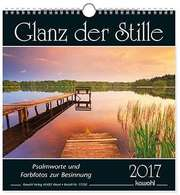 Kalender: Glanz der Stille 2017