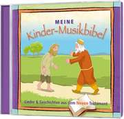 CD: Meine Kinder-Musikbibel (NT)